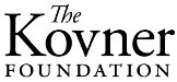 The Kovner Foundation Logo