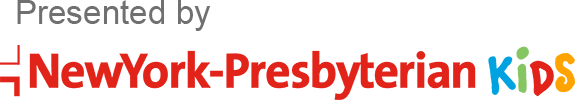 New York Presbytarian Kids logo